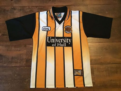 1998 1999 Hull City  Home Football Shirt Small